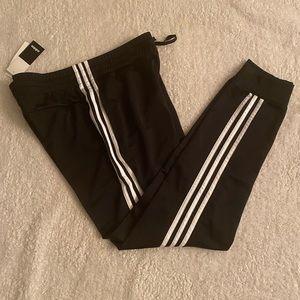 Authentic Adidas Essential 3 Stripe Pants
